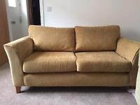 2 Monaco 3 seater sofas for sale