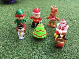 Mother are/Elc santa collection