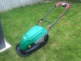Qualcast lawnmower and strimmer for sale - Bargain - £50