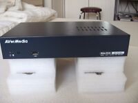 Used AverMedia Digital CCTV Video Recorder model AverDigi EB1304NET