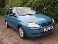 VAUXHALL CORSA 1.2 **IDEAL 1ST CAR** GREAT CONDITION**