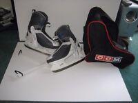 mens ice skates size 10/11 . 44