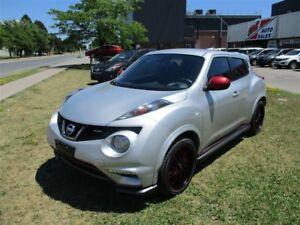 2013 Nissan Juke NISMO~NAV~BACK-UP CAM~AWD~CERTIFIED