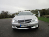 Mercedes S320 CDI fully loaded