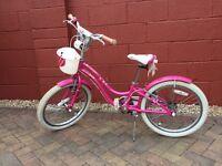 """GIRLS MYSTIC TREK 20"""" WHEELS BICYCLE"""