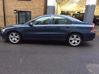 Volvo S60 D5 Automatic Diesel Mot and Tax