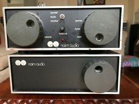 NAIM - NAC 42 Pre-amp & NAP 140 Power Amp for immediate Sell. Power and DIN cable.