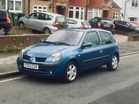 Renault Clio 1.2, Long Mot, Full Service History, Super Low Mileage, Cheap 4 Insurance, Reliable Car
