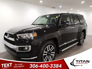 2016 Toyota 4Runner Limited|Auto|Nav|Sunroof|Bluetooth|Leather