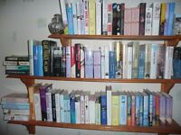 BOOKS, LARGE SELECTION