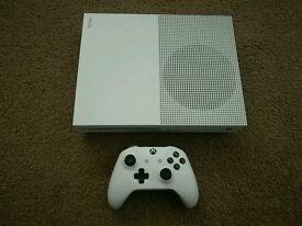 Xbox One S Console + Warranty