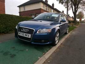 FOR SALE. AUDI A4 S LINE 2.0 TDI