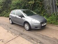 2007 FIAT GRANDE PUNTO 1.2 ACTIVE Only 60,000 miles