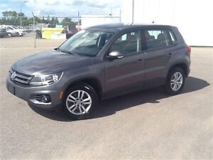 2015 Volkswagen Tiguan Sharp Looker- AWD