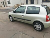 RENAULT CLIO 1.2 CAMPUS ONLY £1395