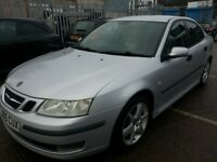 SAAB 9-3 VECTOR 1.9 TID DIESEL 2005 REG ALLOYS LEATHER
