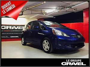 2013 Honda Fit LX (Climatiseur, Automatique, Bluetooth)