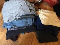 Men's size Medium and small bundle