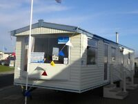 CHEAP STATIC CARAVAN FOR SALE - 10% DEPOSIT - 2017 FEES INCLUDED - YORKSHIRE COAST - BEACH ACCESS!!!