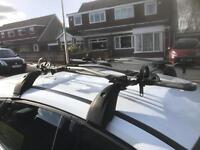 Ford Focus roof carrier