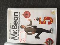 Mr Bean DVDs