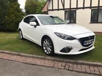 Mazda diesel low miles