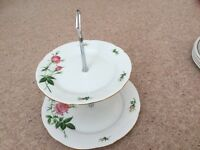 Vintage cake stand , great condition,