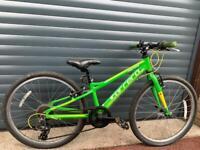 """Carerra Abyss 20"""" wheel kids bike"""
