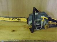 Ryobi 16 inch Petrol Chainsaw
