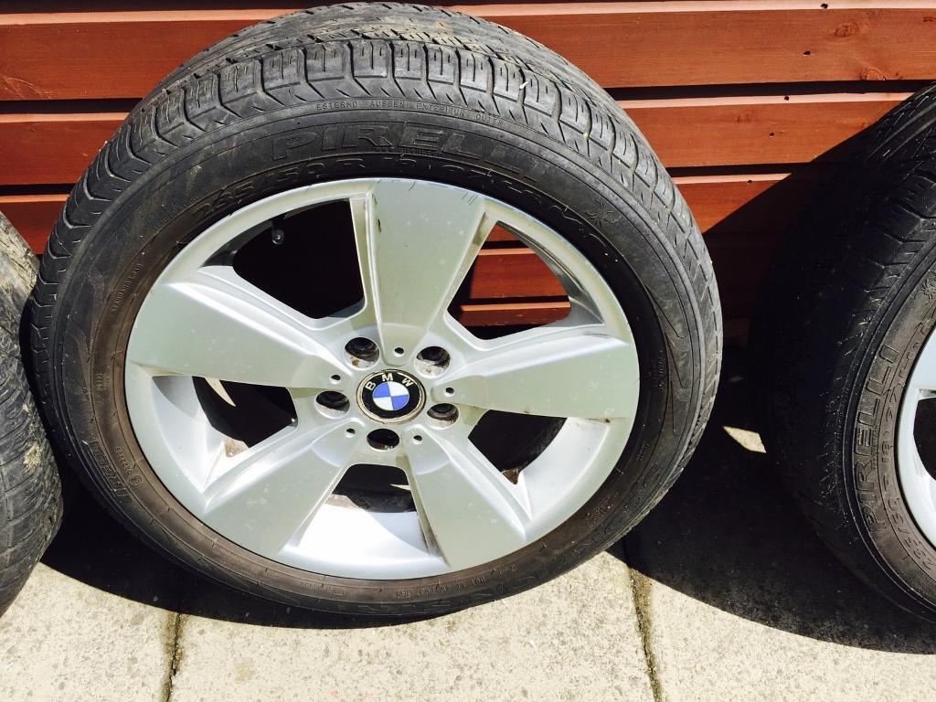 BMW X3 Alloys
