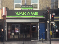 Sushi Takeaway, Business / permises Shop / A5 Lease for sale (12 Years open lease)