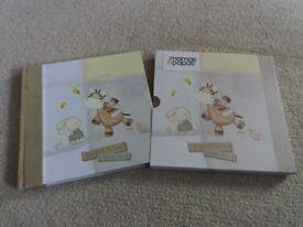 Mamas & Papas Zeddy and Parsnip Baby Record Book