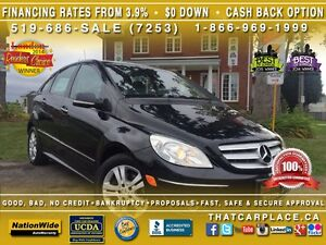 2006 Mercedes-Benz B-Class Turbo-Panoramic Sunroof-LowKm-PricedT