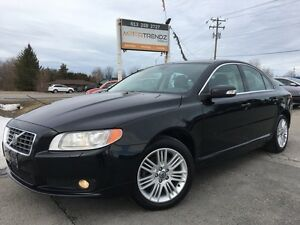 2007 Volvo S80 3.2 AWD! Immaculate! Absolutely Loaded! Mint!