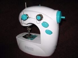SYNERGY COMPACT, PORTABLE, ELECTRIC SEWING MACHINE