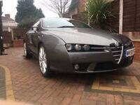 Alfa Romeo Brera 2.2 JTS S 3dr (Touring Grey - RARE)- £8,750 - excellent condition