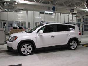 2013 Chevrolet Orlando LTZ Garantie prolongée Bluetooth