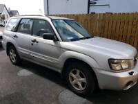 2003 Subaru Forester 2.0