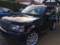 Range Rover sport SE, low millage