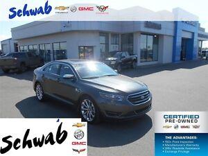 2016 Ford Taurus AWD, keyless entry, heated seats, MyKey, revers