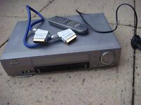 JVC video player with scart