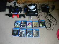 Playstation 4 Pro 1TB + PlayStation VR + 14 Games