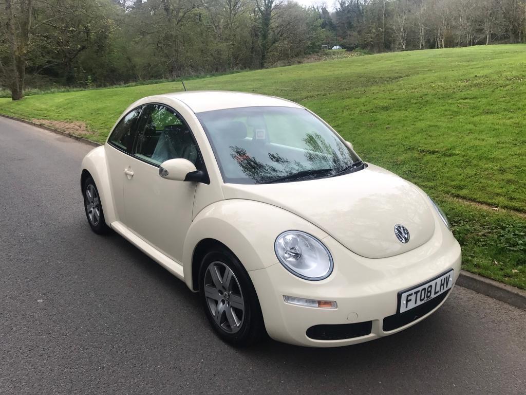 2008 volkswagen beetle 1 6 petrol for sale