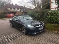 2013 Mercedes-Benz E350 AMG Sport Bluetec Automatic 1 owner FSH