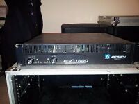 Peavey PV1500 Professional Power Amp