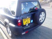 £590 land rover freelander