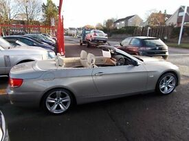 *BMW 325i*SE*AUTOMATIC*COUPE/CONVERTIBLE*57 REG*IMMACULATE*LOW MILEAGE*LEATHER*FULL SERVICE HISTORY*