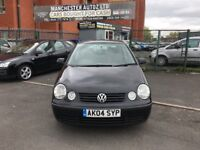 Volkswagen Polo 1.2 E 5dr WARRANTED MILEAGE,