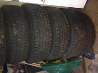Hankook winter tires
