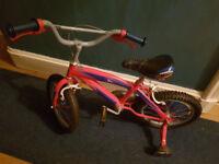 "Kids 'Amazing Spiderman' 16"" Bike"